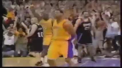 El otro buzzer beater de los Lakers