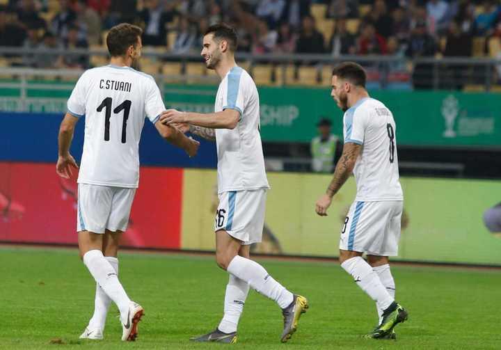 El triunfo de Uruguay