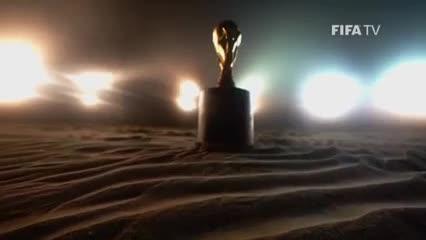 Faltan 1000 días para el arranque del Mundial