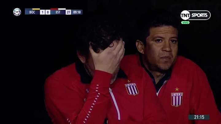Otra vez se lo perdió González con una pifia