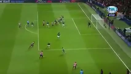 Buen gol y mejor festejo de Felipe