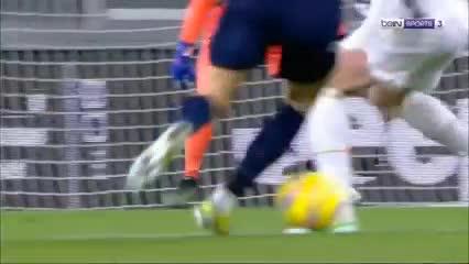 Golazo de Tucu Correa a Juventus