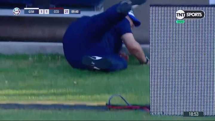¡Cuidado, Diego!