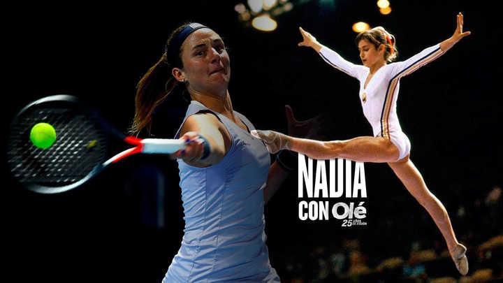 Podoroska y ¿por qué se llama Nadia?