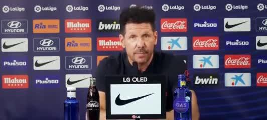 """""""Al Real Madrid le cobran más penales porque ataca más"""""""