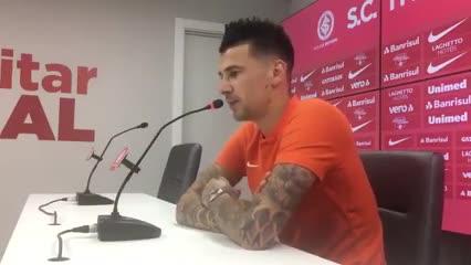 Víctor Cuesta habló sobre la posibilidad de tener a Coudet como DT