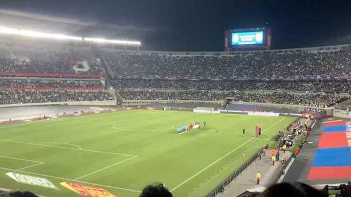 El emotivo himno argentino desde adentro