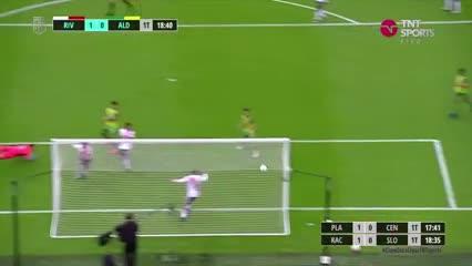 Armani evitó el empate de Aldosivi