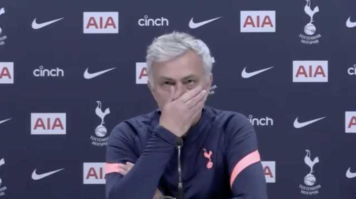 Mourinho conmovido por la muerte del Príncipe Felipe