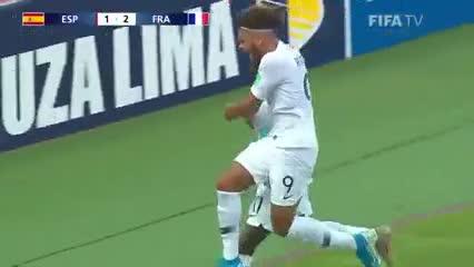 Francia, entre los cuatro mejores