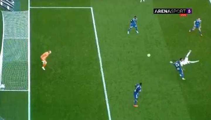 Golazo de Neymar en su vuelta al PSG