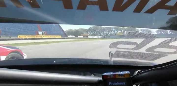 El final vibrante entre Rossi y Canapino desde adentro