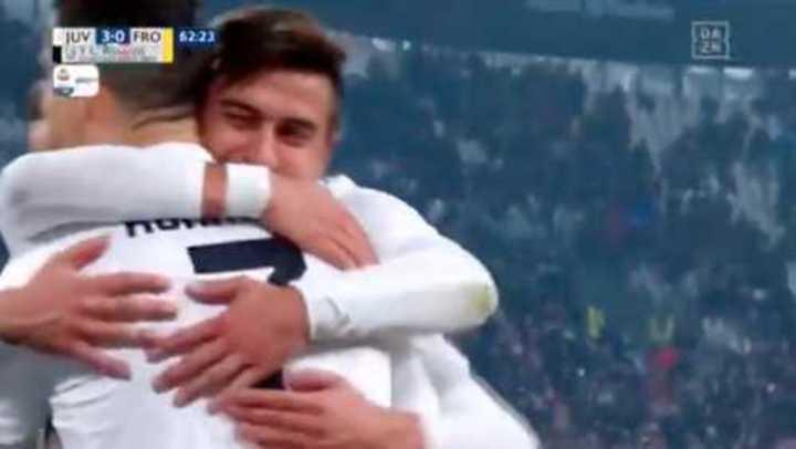 ¡No podía faltar el gol de Cristiano!