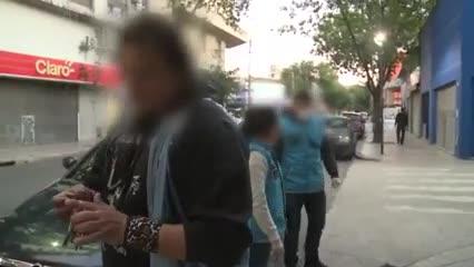 Detienen a un hincha de Huracán por romper la cuarentena
