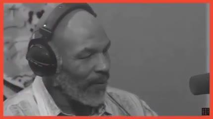 Tyson afirma cuánto fuma mensualmente
