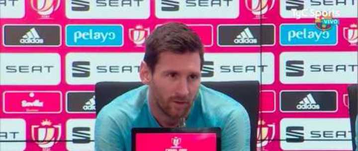 """""""Hicimos el doblete, pero fue manchado por la eliminación de Champions"""""""