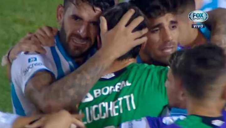 Atlético Tucumán pasó a The Strongest en los penales