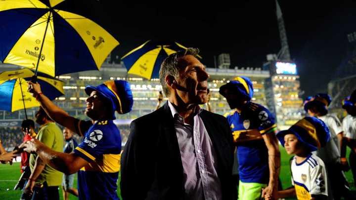 La canción de Boca que más le gusta a Miguel Ángel Russo
