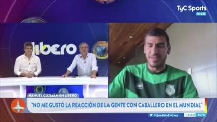 Guzmán daría un dedo por ver a Messi en Newell's