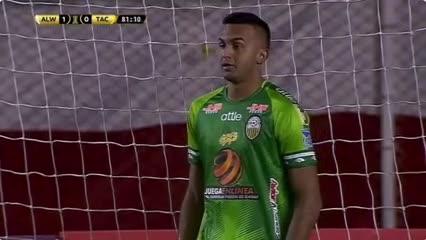 Deportivo Táchira acusó a Always Ready de no devolver la pelota en la previa al 2-0 de penal