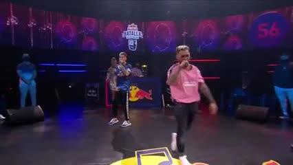 Blon y Skone se tiraron con todo en la Red Bull 2020