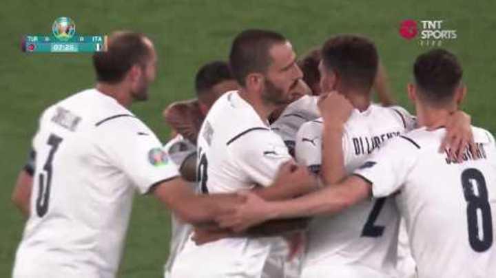El gol en contra de Demiral