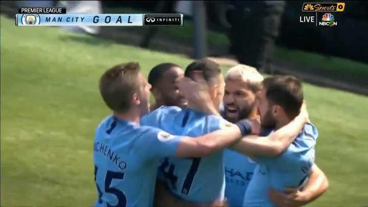 El City ganó con un golazo