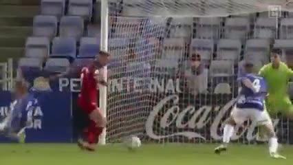 Otro gol del Chimy Ávila