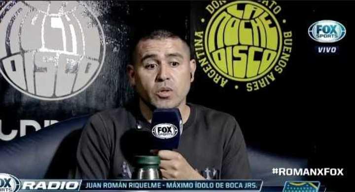 """No es lo mismo jugar una final de Copa Libertadores a jugar para no descender"""