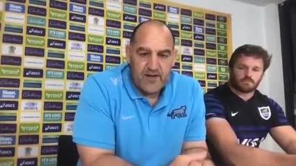 Mario Ledesma pide que respeten a la Argentina