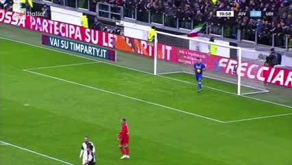 Le anularon un golazo a Dybala