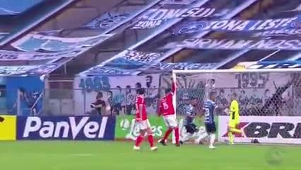 Los goles de Gremio 2 - Inter 0
