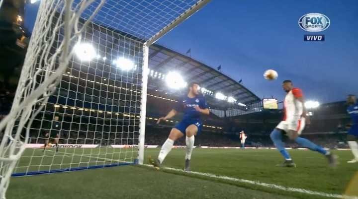 Con algo de fortuna, llegó el segundo para el Chelsea