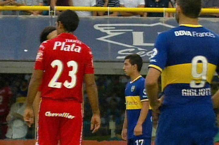El resumen del último Boca-Argentinos jugado en la Bombonera