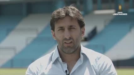 La Copa Libertadores, el sueño de Milito y Lisandro