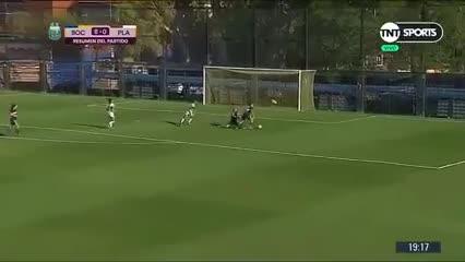 4tos/ Boca 8 - Platense 0