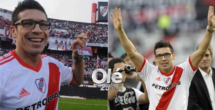 Maravilla Martínez y su historia como futbolista