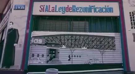 El spot de San Lorenzo por la vuelta