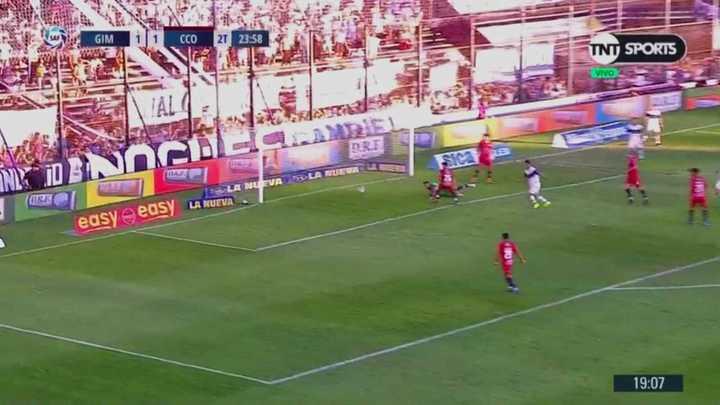 Gimnasia no pudo porque Cavallotti volvió a salvar a Central Córdoba