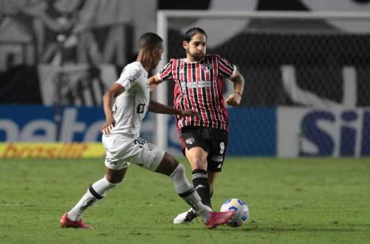 Santos derrotó 2-0 a San Pablo por el Brasileirao