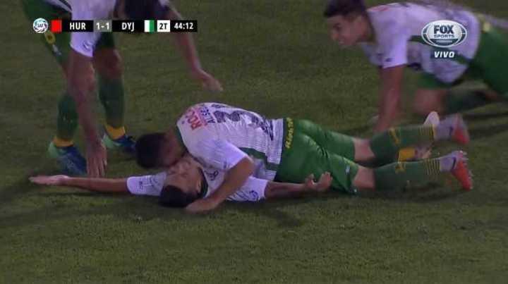 Martínez lo empató para Defensa