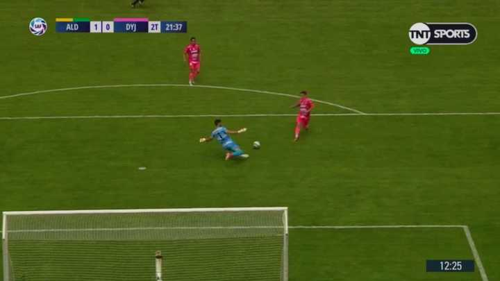 Pocrnjic evitó que Defensa empate el partido