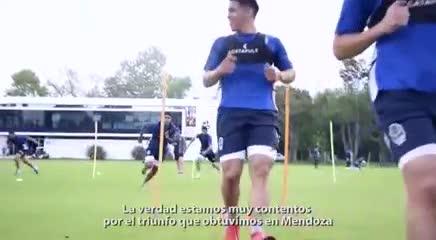Contín y la anécdota con Maradona