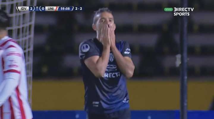 El gol que le anularon a Independiente