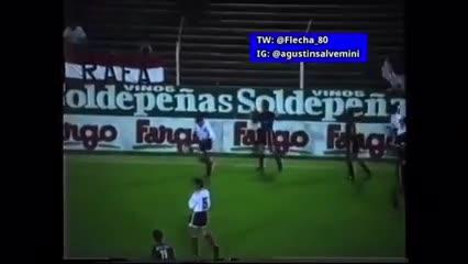 El video inédito de Riquelme en Argentinos