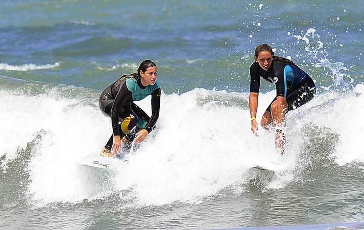 El crecimiento del surf femenino en nuestro país