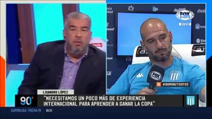 """""""Nos falta experiencia internacional"""""""