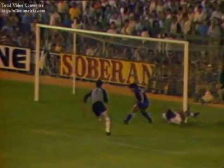 Cuando el Madrid aplaudió a Diego