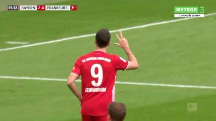 Bayern goleó 5 a 0