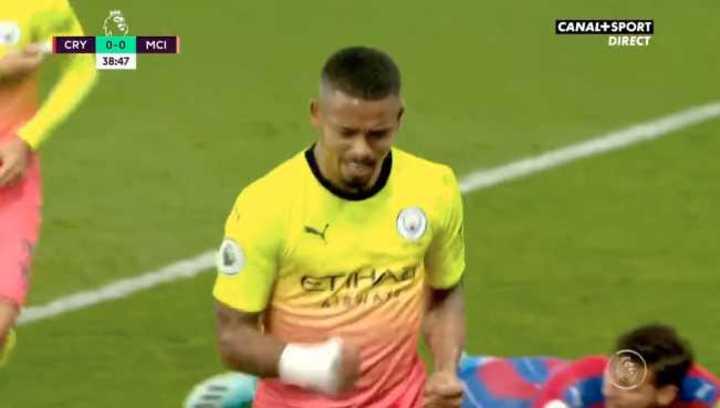 El City cerró el primer tiempo dos goles arriba